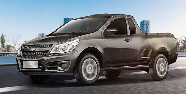 Nova Chevrolet Montana Vai Mudar De Segmento E Ganhar Quatro