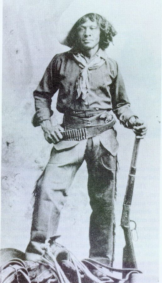 Born on June 14, 1854 as a slave in Davidson County Tennessee, Nat (pronounced Nate) Love would grow up to be one of the most famous cowboys in the Old West. At 16 years old he left his family and headed west. He quickly adapted to the life of a cowboy, showing excellent skills as a ranch hand and marksman. Love married in 1889, and a year later he left the range to work as a Pullman porter on the Denver Rio Grande Railroad. In 1907 he published his autobiography. He died in Los Angeles in…