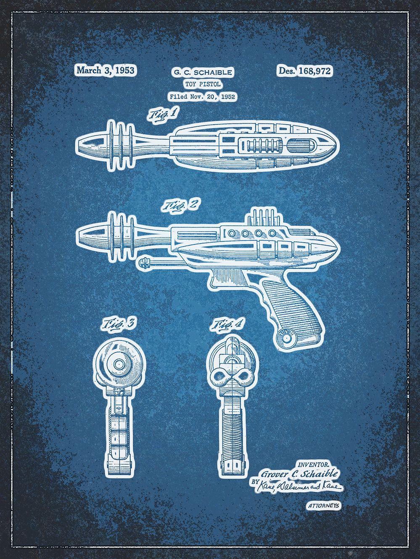 ray gun patent