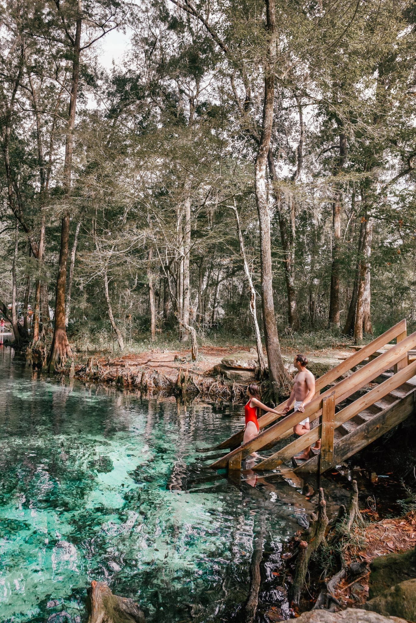 Photo of Ginnie Springs Florida