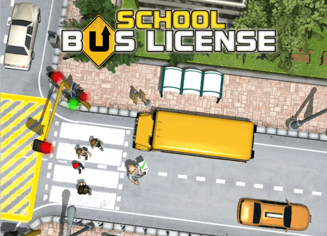 Pin by Online Games on Car Games 2017 School bus games