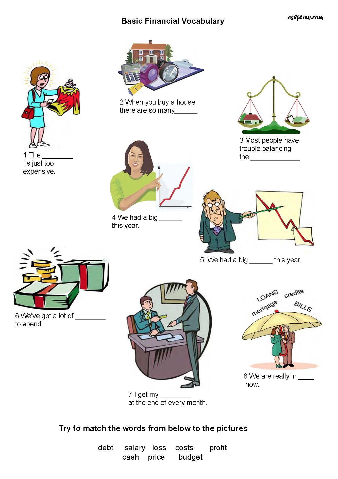 Expensive money skills worksheets Most Effective