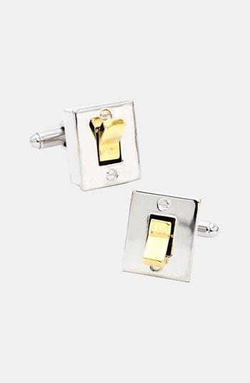 Cufflinks, Inc. Light Switch Cuff Links   Nordstrom