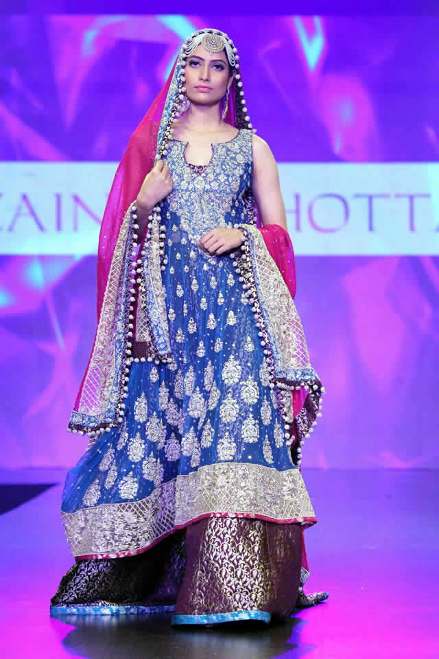 Zainab Chottani Collection At Shaan-e-Pakistan 2015