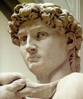 Live with art: Michelangelo's David