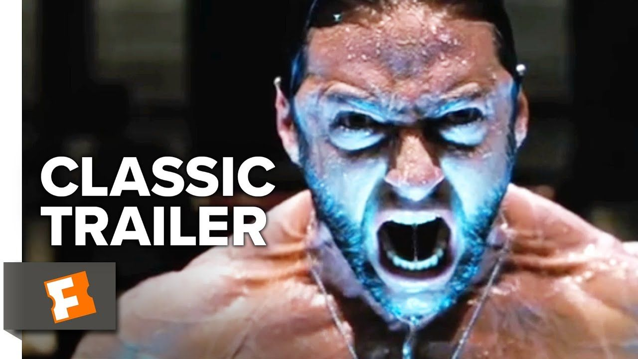 X Men Origins Wolverine 2009 Trailer Ooh Shiny Movieclips Classic Trailers Youtube Classic Trailers Wolverine 2009 X Men