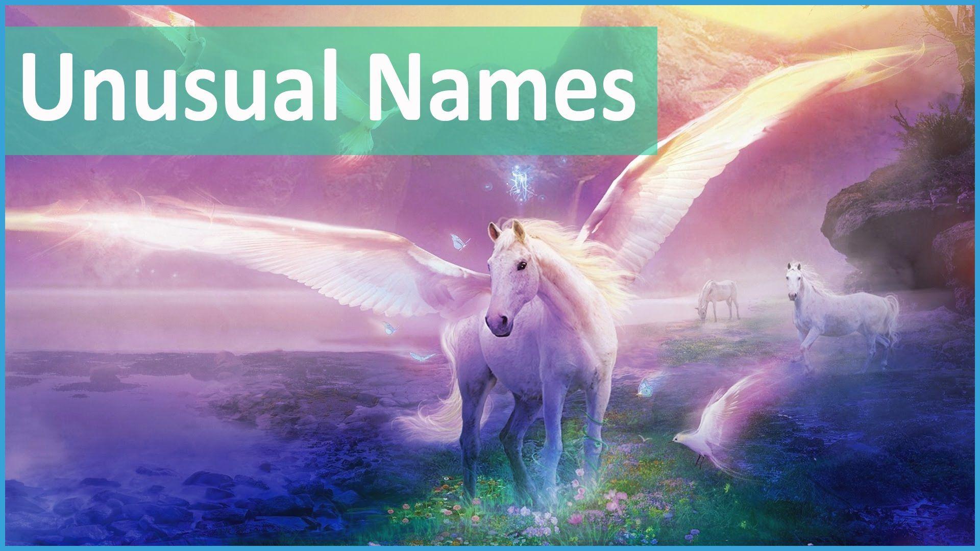35 Unusual Magical Girls Names