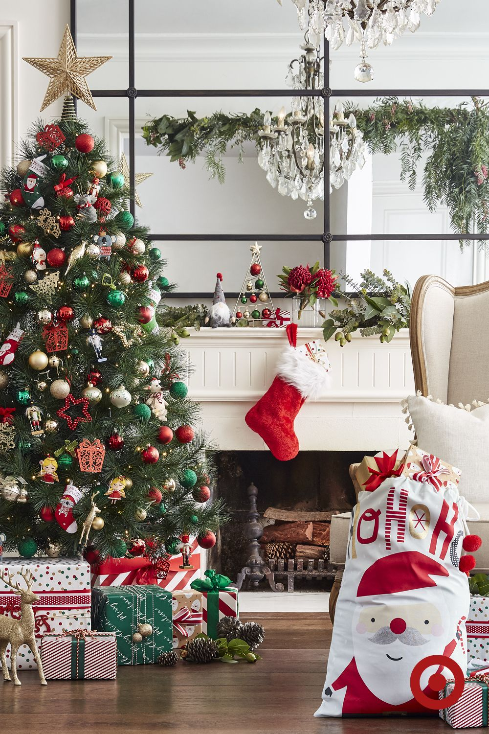 Bring A Beautiful Sense Of Timelessness To Your Home With Our Heritage Range Cele Target Christmas Christmas Decorations Australian Christmas Tree Decorations
