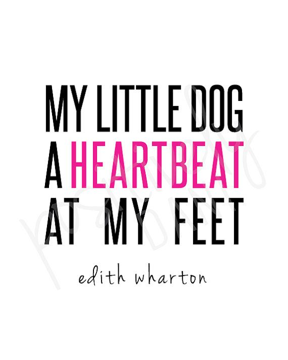 Printable Heartbeat At My Feet 8x10 Print By Positivelydani 700