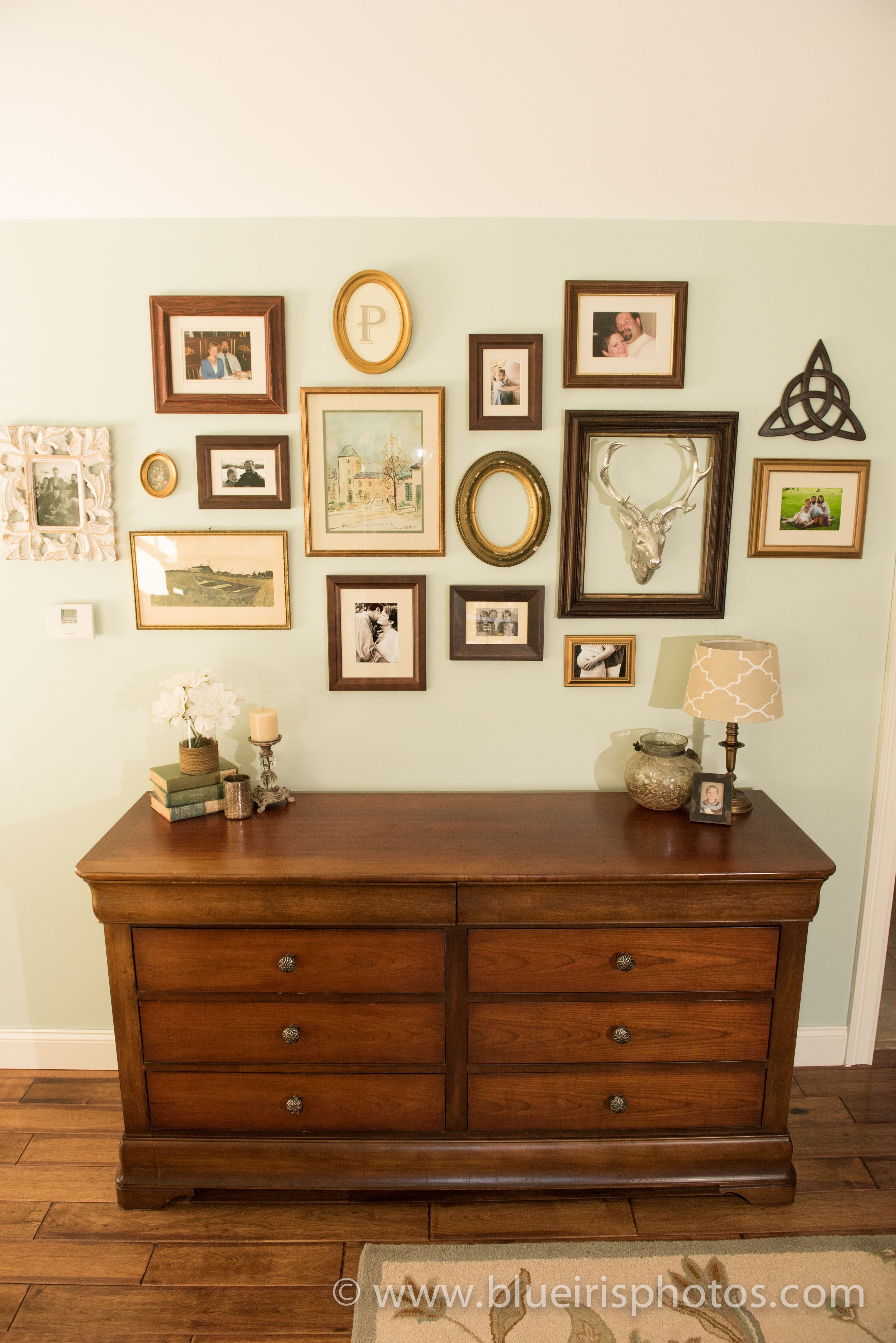 Love These Wall Collages Things From Home Pinterest