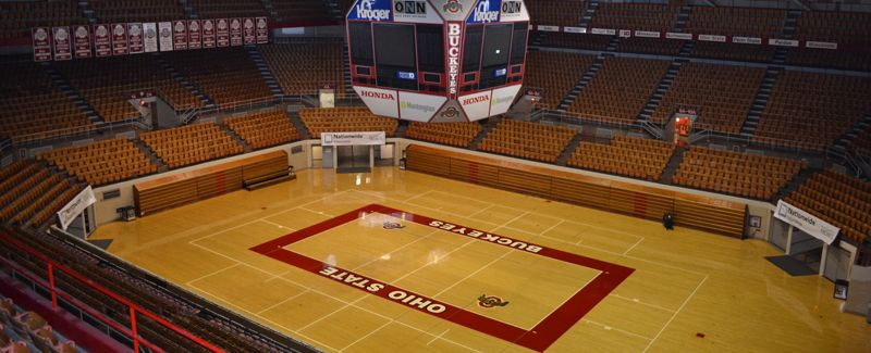 Ohio State Buckeyes Official Athletic Site Facilities Ohio State Buckeyes Ohio State Basketball Ohio State