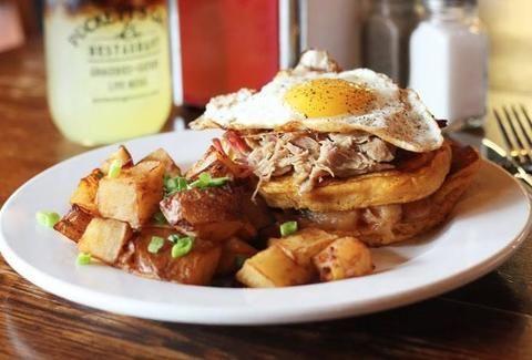 Best Restaurants Breakfast Places In Nashville Near Me To Eat At Now Thrillist Nashville Breakfast Breakfast Spot Best Breakfast