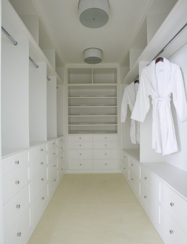 20 incredible small walk in closet ideas makeovers - Small closet lighting ideas ...