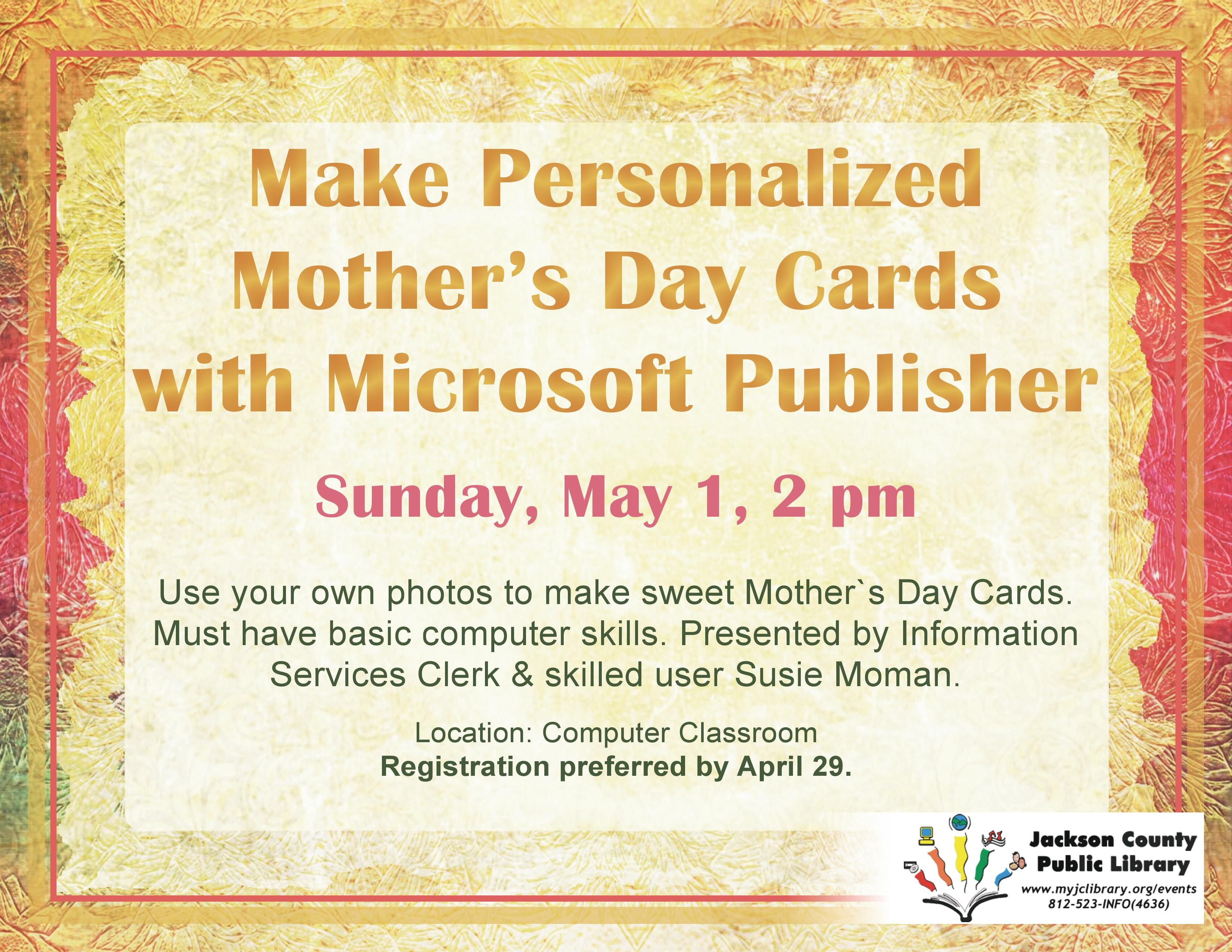 publisher mothers day cards