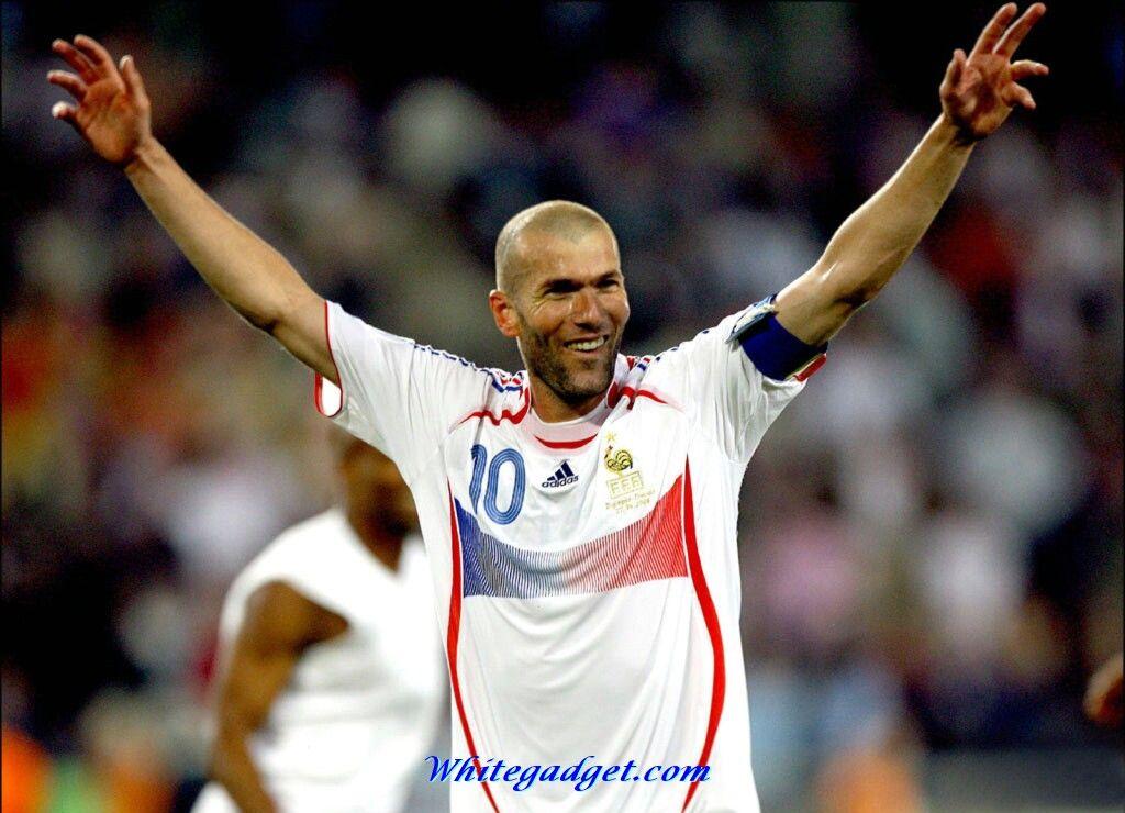 Zinedine Zidane Wallpaper Zinedine zidane, Football