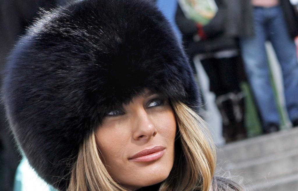 65bb4688168 Ex-Model  Melania Trump wäre eine höchst ungewöhnliche First Lady ...