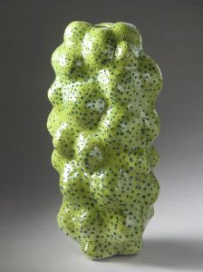 green - ceramic -  Gurli Elbækgaard