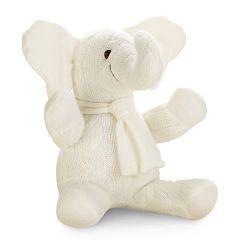Medium Cashmere Elephant - Baby Stuffed Toys & Keepsakes - RalphLauren.com