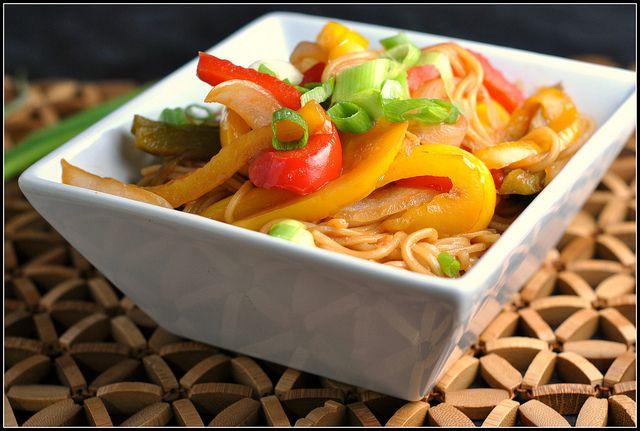 vegetablelomein2 by preventionrd, via Flickr