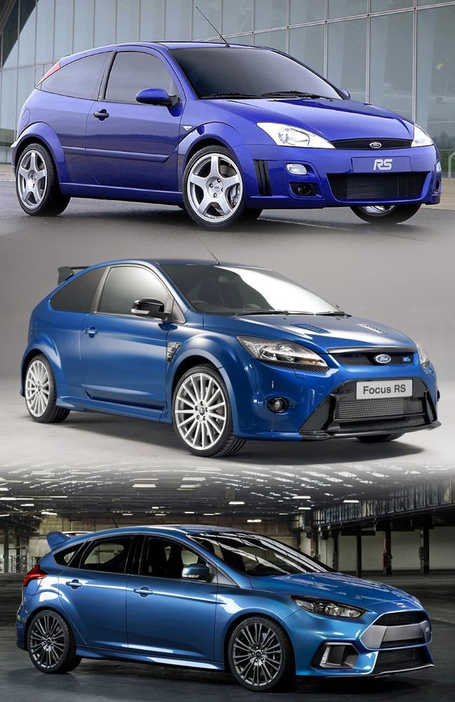 Awesome Ford Ford Focusrs First Look And Confirmed Information