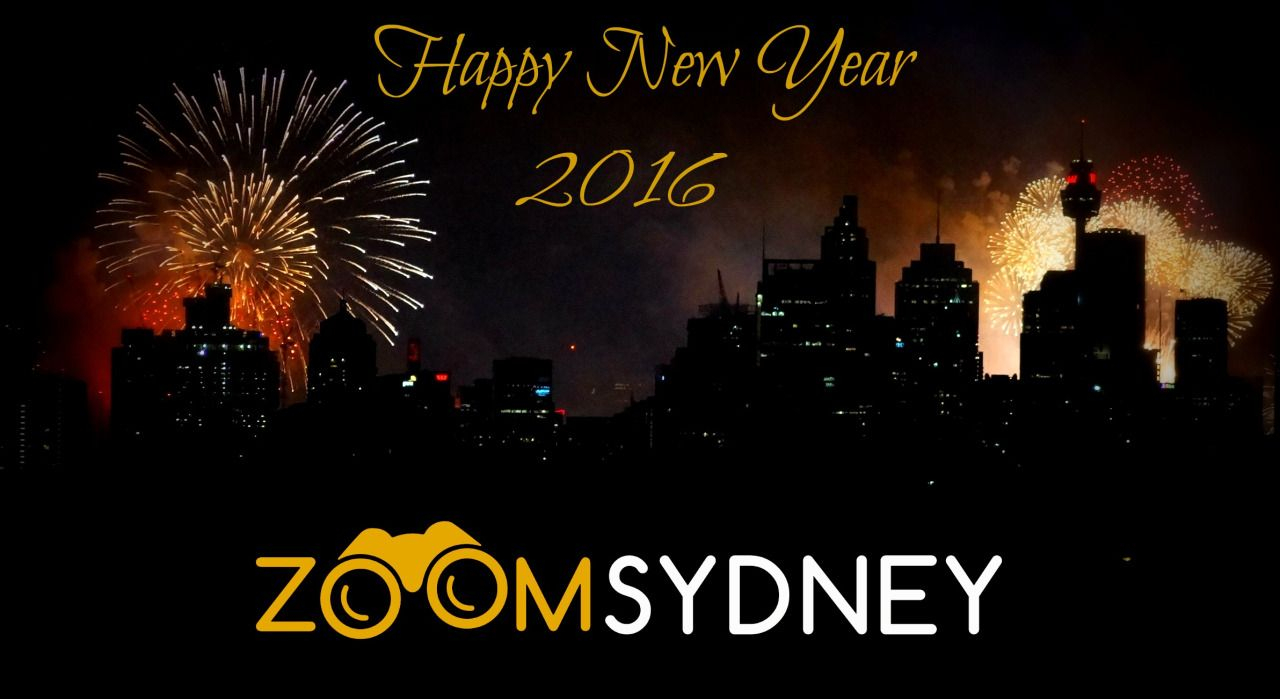 Best Wishes To All Sydney Lovers Spectacular Fireworks Even From