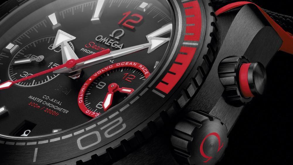 89bdc845770 Omega revela edição limitada do Seamaster para a Volvo Ocean Race ...