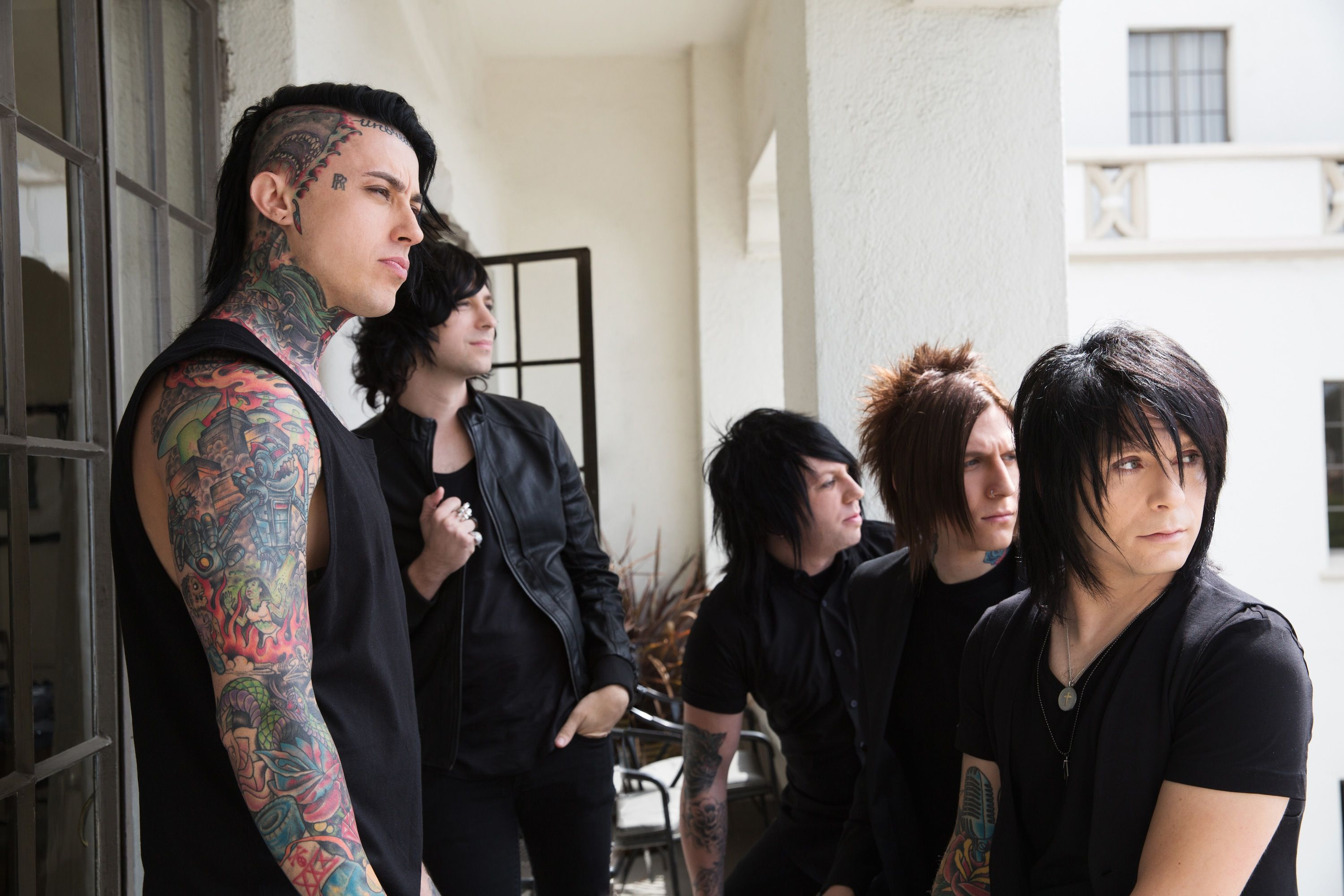 Image result for falling in reverse coming home
