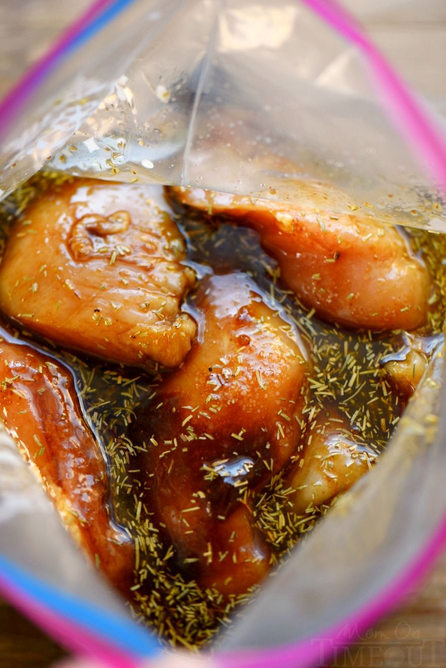 Look No Further For The Best Chicken Marinade Recipe Ever This Easy