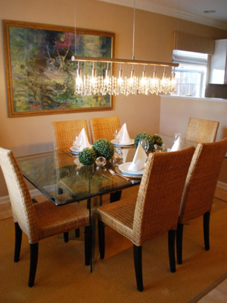 Hgtv Dining Room Ideas Part - 23: Check Out These Stylish Yet Inexpensive Spaces From Fellow Rate My Space  Users.