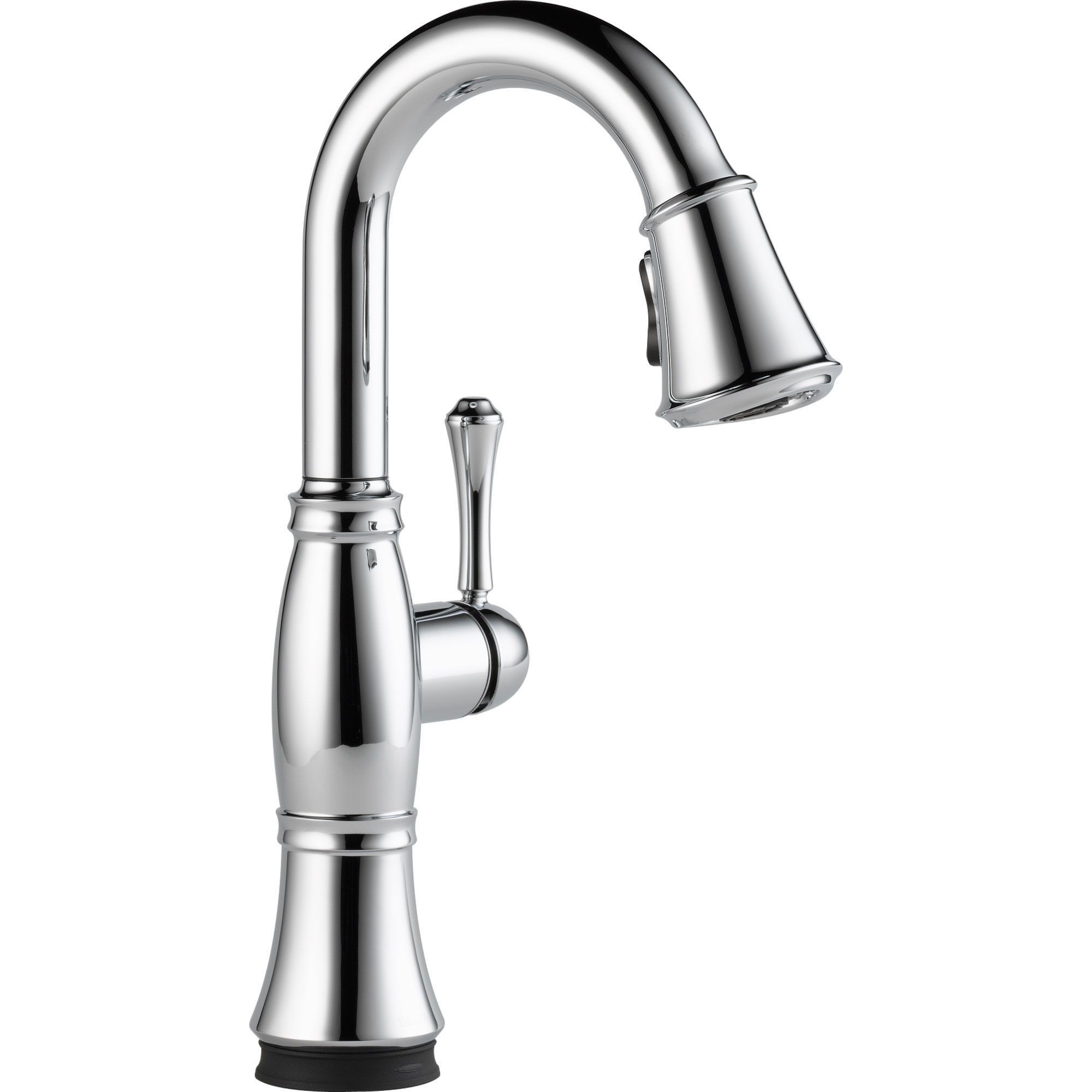 Delta Cassidy Touch2o Chrome Finish Pull Down Sprayer Bar Sink