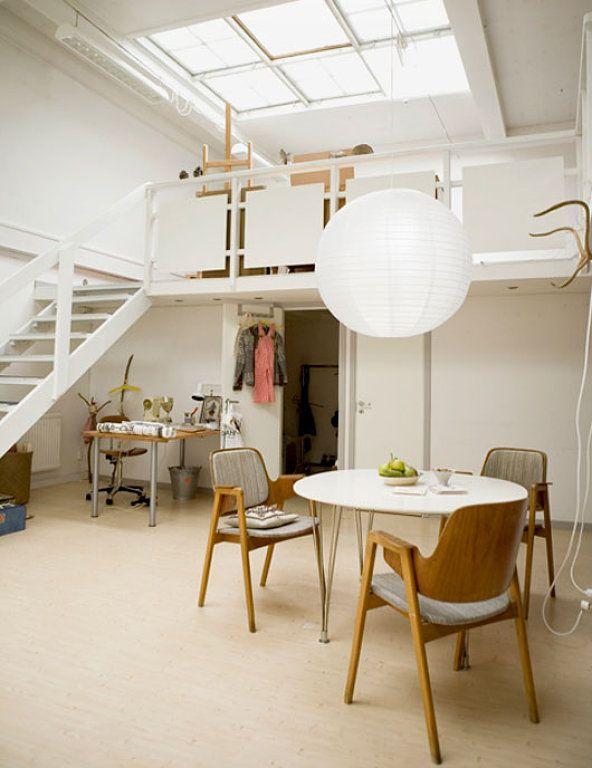 muebles: combinar madera de roble y blanco? | Roble, Muebles blancos ...