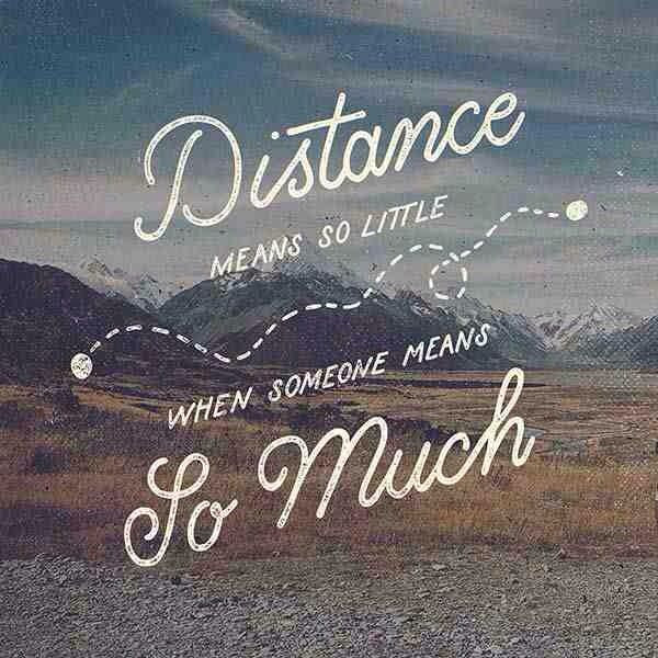 Get Inspired To Start Your Own Hand Lettering Project. Friend Quotes  DistanceQuotes About Distance FriendshipFriends ...