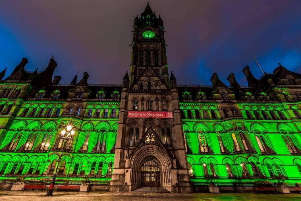 What's on Guide, Manchester City Centre at Halloween