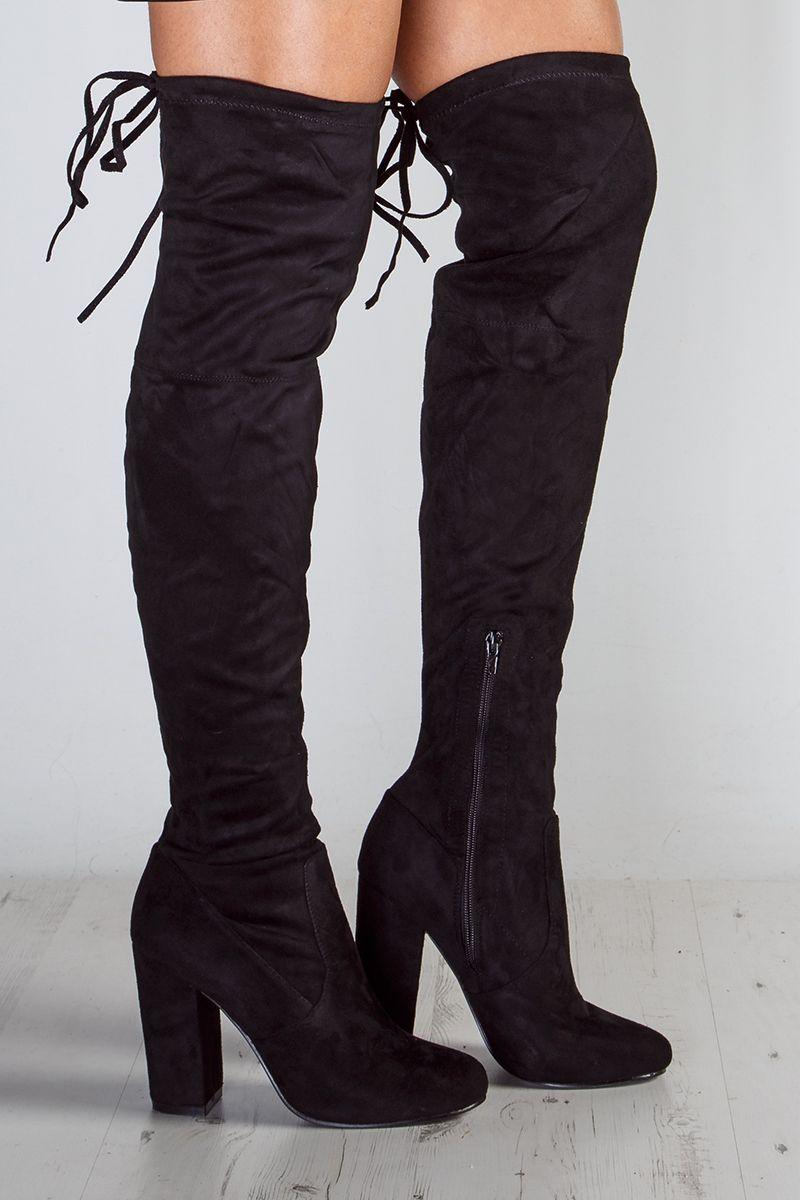 Knee Boots  Misspap