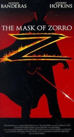The Mask Of Zorro 1998 Zorro Filme Filmes 1080p