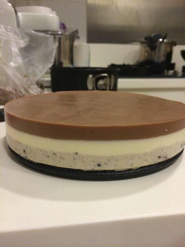 oreo nutella cheesecake on pinterest pickled eggplant. Black Bedroom Furniture Sets. Home Design Ideas