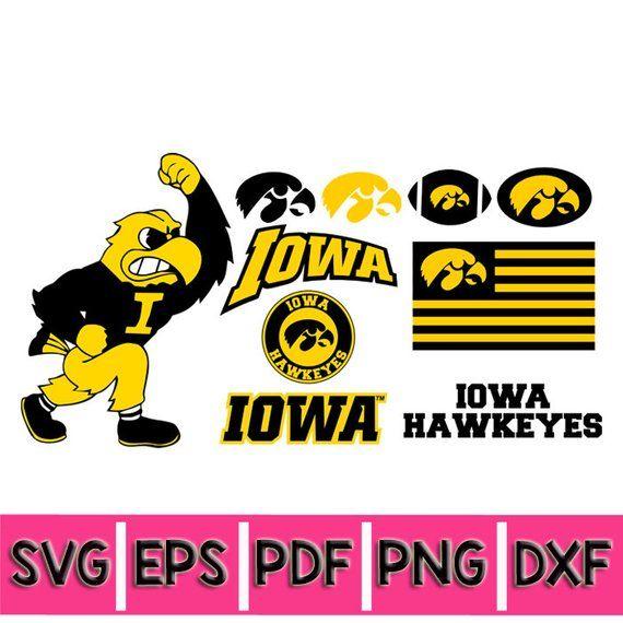 Hawkeyes Svg Iowa Hawkeyes Svg Hawkeyes Clipart Iowa Hawkeyes