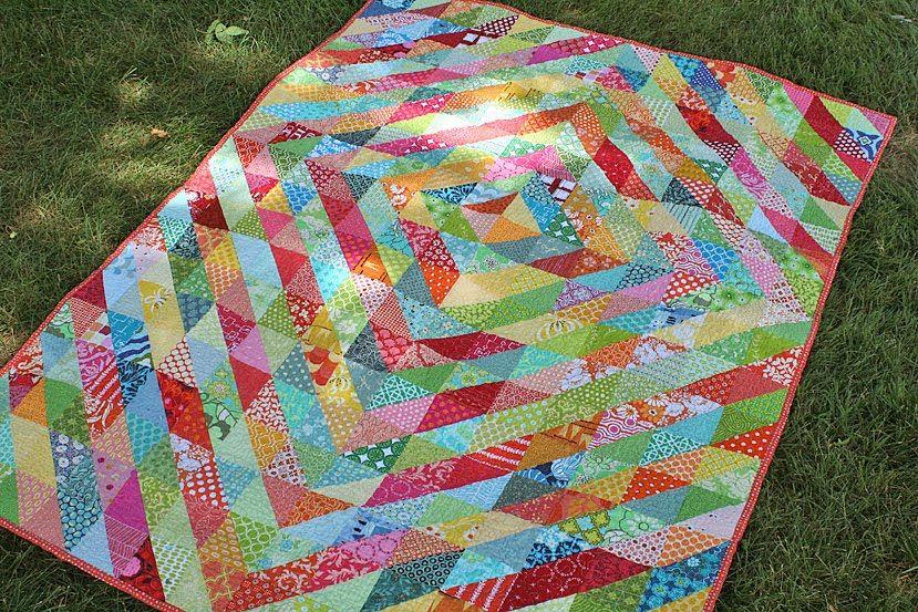 The Plaid Portico Quilten Quilts Patchwork