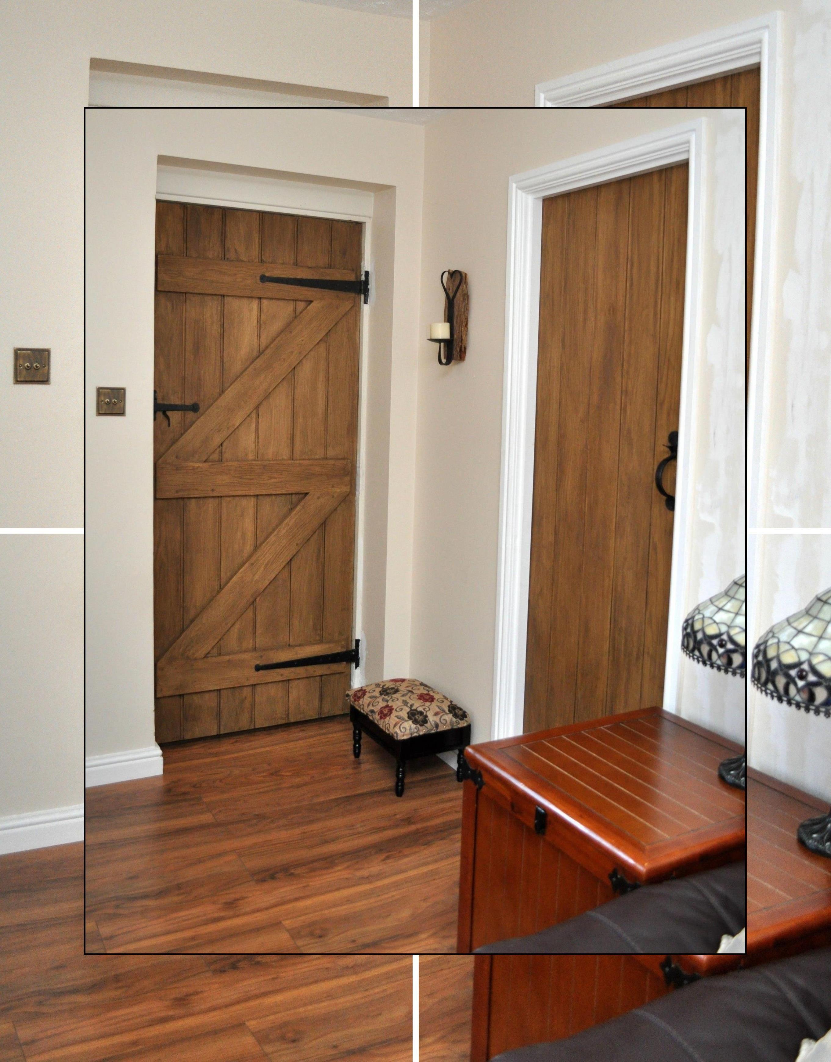 Prehung Solid Core Interior Doors Custom Wood Entry