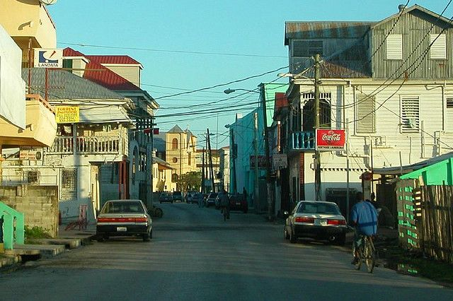 Sluts in Belize City