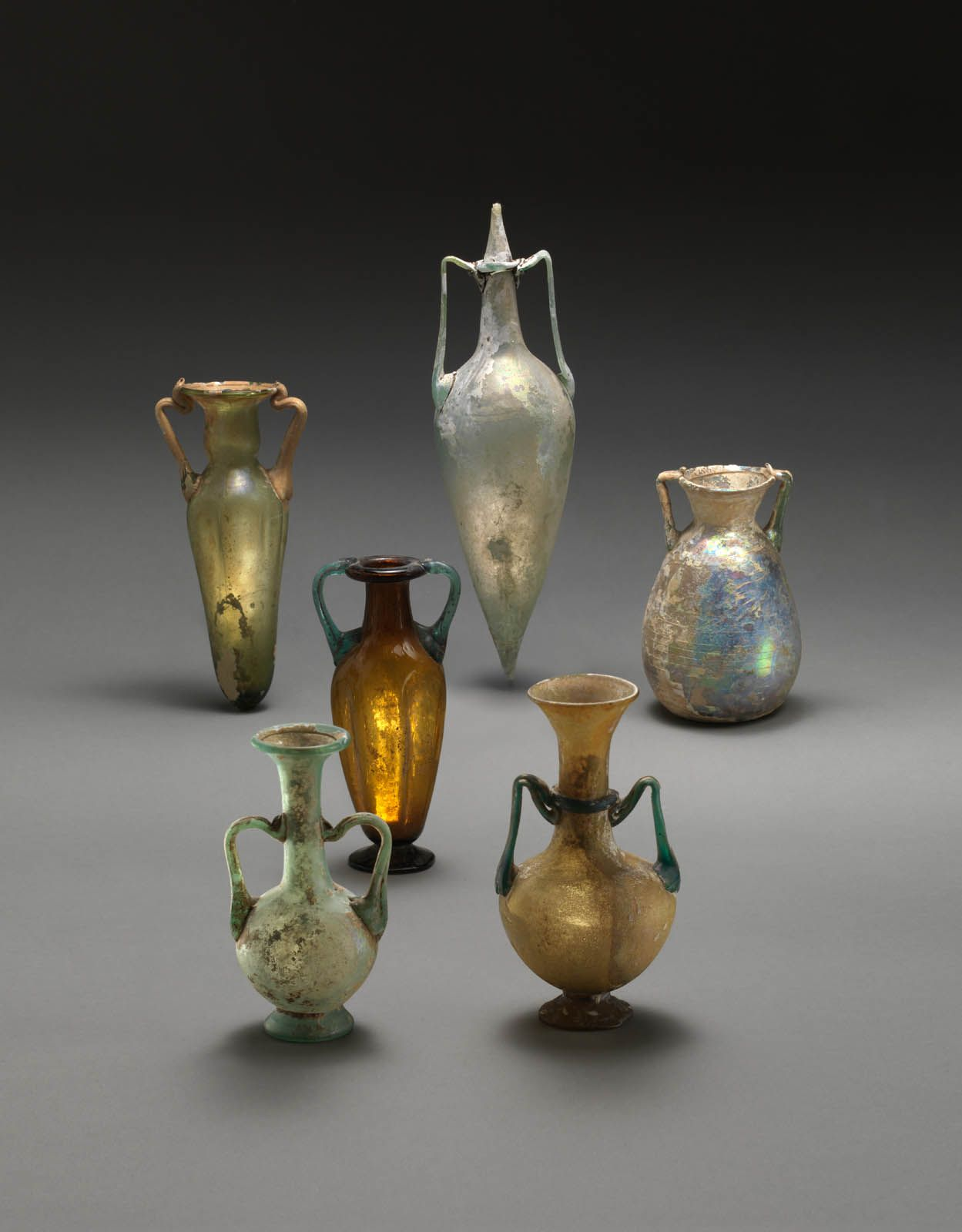 Ancient glass, Princeton University Art Museum