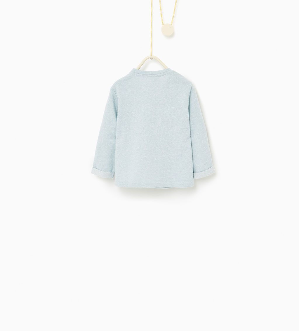 ZARA - KIDS - Tree with glasses top