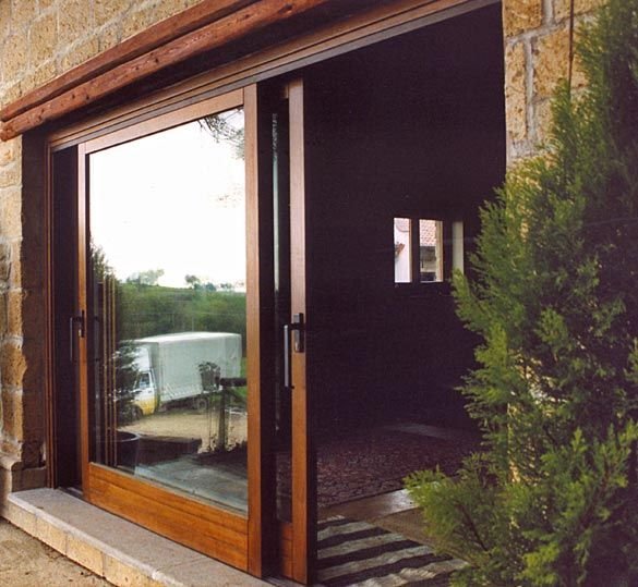 Zero Threshold Sliding Glass Patio Doors