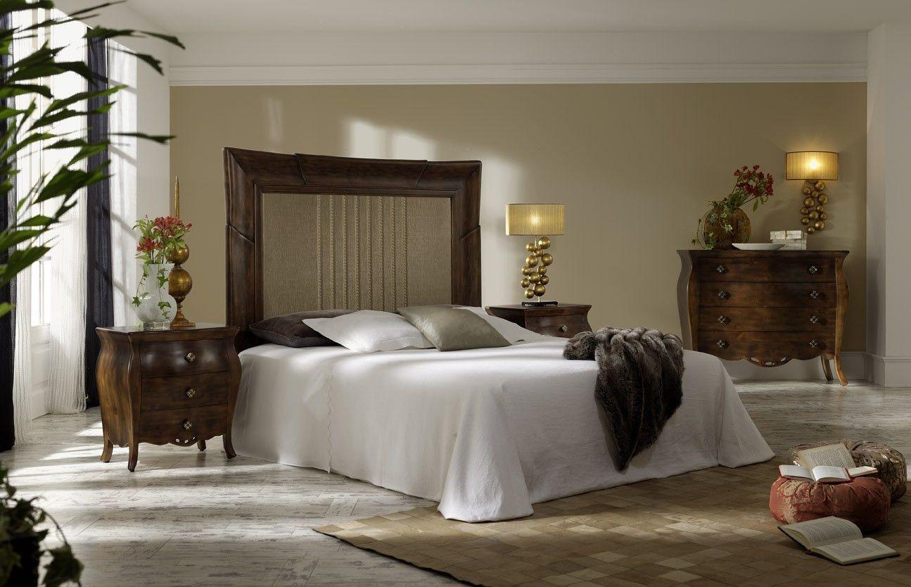 Dormitorios Matrimonio Clasicos Buscar Con Google Dormitorios  ~ Dormitorios Romanticos Matrimonio