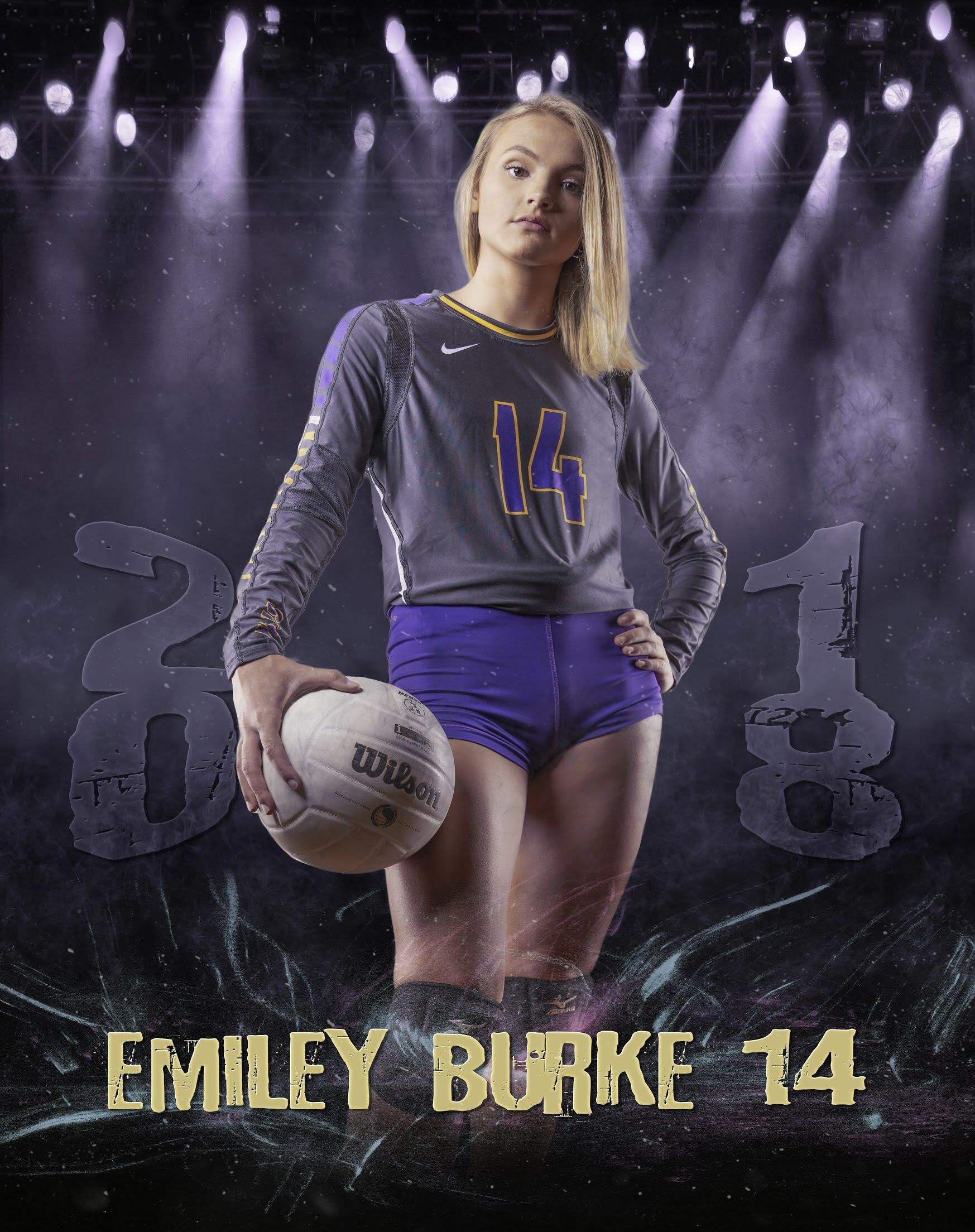 Gameface Sports Photography Senior Volleyball Banner Senior Banner Volleyball Team Pictures