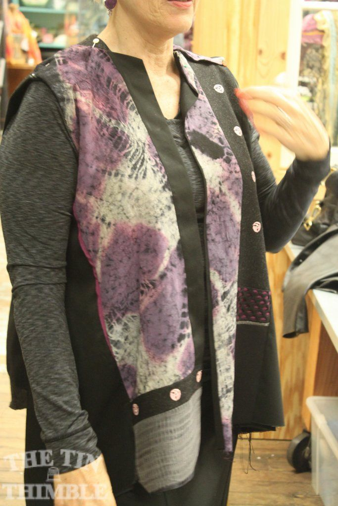 Felting Workshop with Jo Ann Manzone at The Tin Thimble