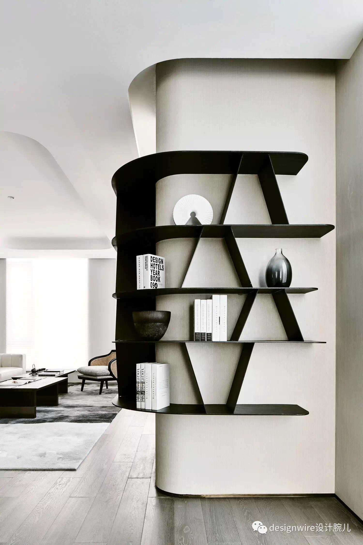 Pin By Mod Wood Art On Zhanshi Bangong Interior Shelving Design