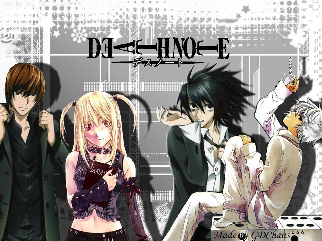 Download Death Note ENG DUB All Episodes In 3GP MP4 AVI Full Episode