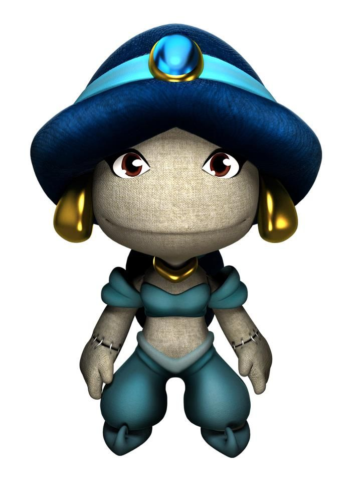 Jasmine from Aladdin - LBP