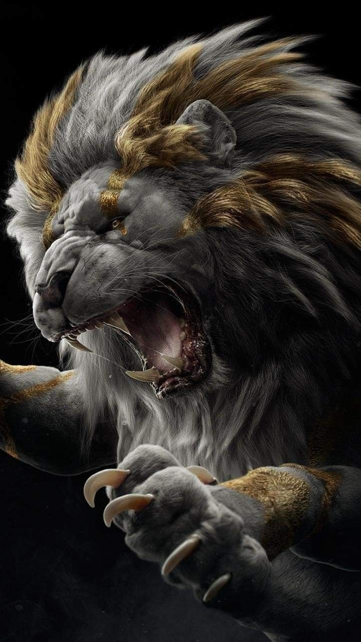 Pin by Kathy Sliskevics Maloney on Animal Art Lion